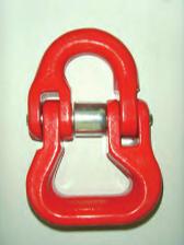 Spojovací člen textilní VGTE průměr 6 mm GAPA1, třída 8 - 1