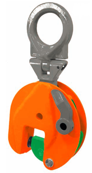 Vertikální svěrka VEUW-H 2t, Extra-Hart, 0-35mm - 1