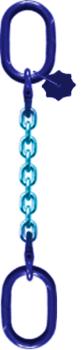 Oko-oko řetězové průměr 8 mm, délka 5 m, třída 10 GAPA