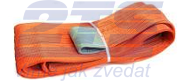 Plochý pás s oky dvouvrstvý HB2 10t,3m GAPA - 1