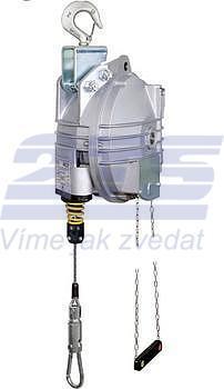 Balancér 9401 (Tecna), nosnost: 15-20 kg, 2500 mm - 1