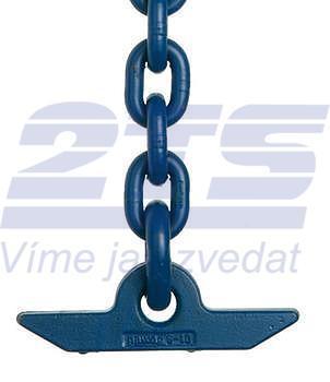 Kolík na vytahování kanálových skruží průměr 8 mm, třída 10 - 1