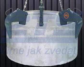 Nosič skruží standard 4t, 50-180 mm