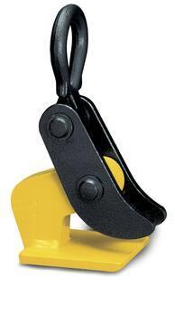 Horizontální svěrka CAMLOK HH8, nosnost v páru 8t, sv. 5-50mm - 1