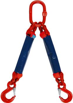 2-hák textilní RS, nosnost RS 5t, délka 4m - 1