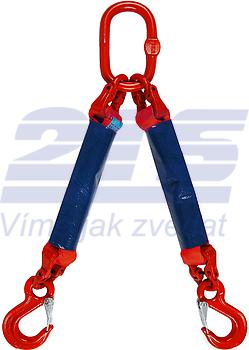 2-hák textilní RS, nosnost RS 5t, délka 3m - 1