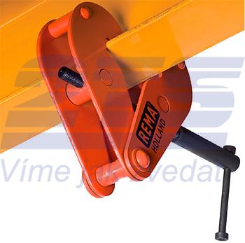 Šroubovací závěsná svěrka KSB 2t, 75-220mm - 1