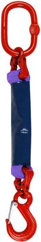 Oko-hák textilní RS, nosnost 1t, délka 4m, GAPA - 1