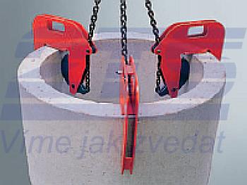 Nosič skruží vačkový NSV-r s řetězem 3t, 50-180 mm - 1