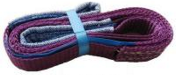 Plochý pás s oky dvouvrstvý HB2 1t,15m - 1