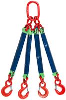 4-hák textilní RS, nosnost RS 2t, délka 5m - 1/2