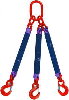 3-hák textilní RS, nosnost RS 1t, délka 2,5m