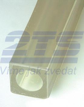 Polyuretanové ochranný návlek vnitř. pr.14 mm  pro ocel. lano pr.12 mm - 1