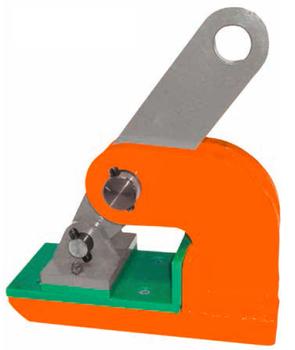 Horizontální svěrka NMHW 2 t, 0-45 mm - 1