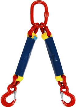 2-hák textilní RS, nosnost RS 3t, délka 3,5m - 1