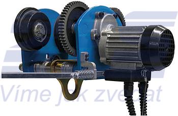 Elektrický pojezdový vozík GLK 1000 kg - 1
