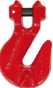 Zkracovací hák s vidlicí ZHV průměr 26 mm, třída 8 - 1