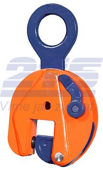 Vertikální svěrka CS 12 t, 0-52 mm - 1