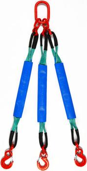 3-hák textilní HB, nosnost HB 2t, délka 4m, GAPA