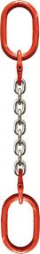 Oko-oko řetězový průměr 13 mm, délka 2 m, třída 8 GAPA