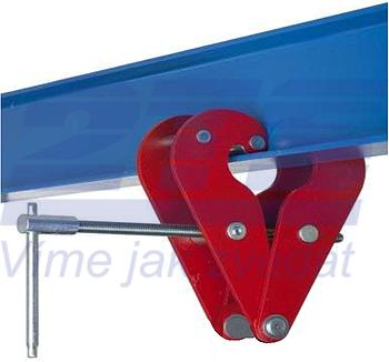 Šroubovací svěrka ZZ 5 t, 300-415 mm - 1