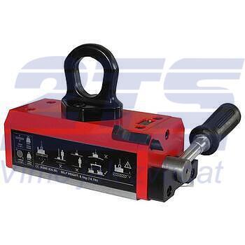 Permanentní břemenový magnet Ultralift LM 250, nosnost 250 kg - 1