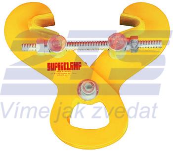 Speciální šroubovací svěrka PFC2 2t, 96-190mm - 1