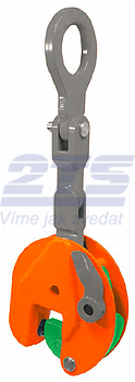 Vertikální svěrka VEMPW-H 3t, Extra-Hart, 0-35 mm - 1