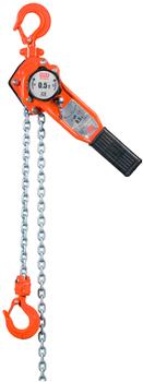 Pákový kladkostroj X-LH05, nosnost 0,5 t, délka zdvihu 4 m