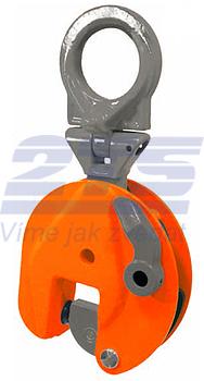 Vertikální svěrka VEUW 4,5t, 0-45mm - 1