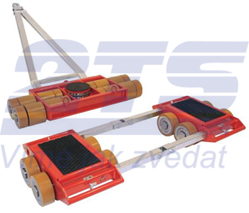 Transportní kazetový vozík JUNG JL/JF 120t