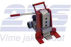 Hydraulický zvedák s přestavitelnou patkou JH-G plus 10t - 1