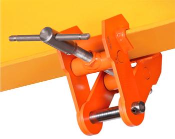 Šroubovací závěsná svěrka CSVW 1t, 75-190mm - 1