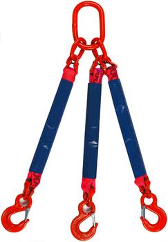 3-hák textilní RS, nosnost RS 5t, délka 6m