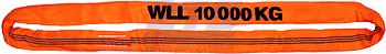 Jeřábová smyčka  RS 10t,16m, užitná délka - 1