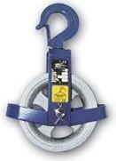Zednická kladka Z500/C s hákem a krytem - 1