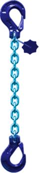 Hák-hák řetězový průměr 10 mm, délka 7m, třída 10 GAPA