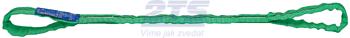 Jeřábová smyčka s oky RSO 2t,0,5m