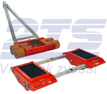 Transportní kazetový vozík JUNG JL/JF 80t