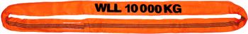 Jeřábová smyčka  RS 10t,8m, užitná délka - 1