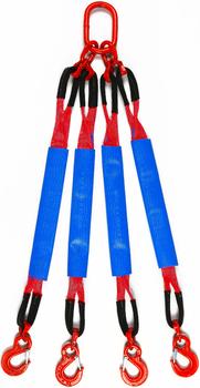 4-hák textilní HB, nosnost HB 5t, délka 3m, GAPA