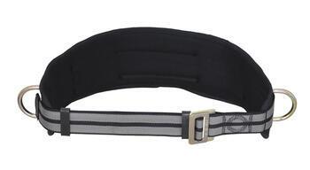 Pracovní polohovací pás bederní, s 2D kroužky pro pracovní polohování