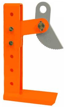 Horizontální svěrka HSKW 6 t, 3-420 mm - 1