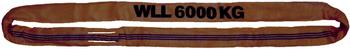 Jeřábová smyčka  RS 6t,1m, užitná délka - 1