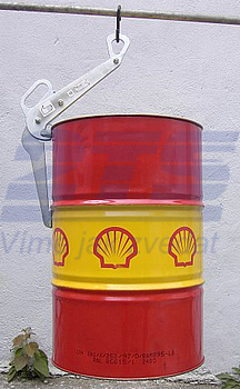 Nosič sudů okrajový NSO, nosnost 300kg, pr.600mm - 1