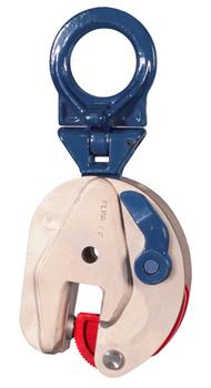 Vertikální svěrka CUER 2 t, 0-35 mm, Nerez - 1