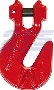 Zkracovací hák s vidlicí ZHVE průměr 8 mm GAPA86, třída 8 - 1