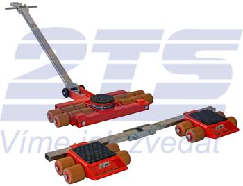 Transportní kazetový vozík JUNG JL/JF 18t