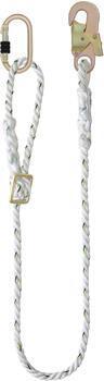 Pracovní polohovací lano s nastavitelným polohovacím prostředkem, pr.14mm, max. délka 2m