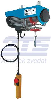 Elektrický lanový kladkostroj GSZ 300/600 kg - 1